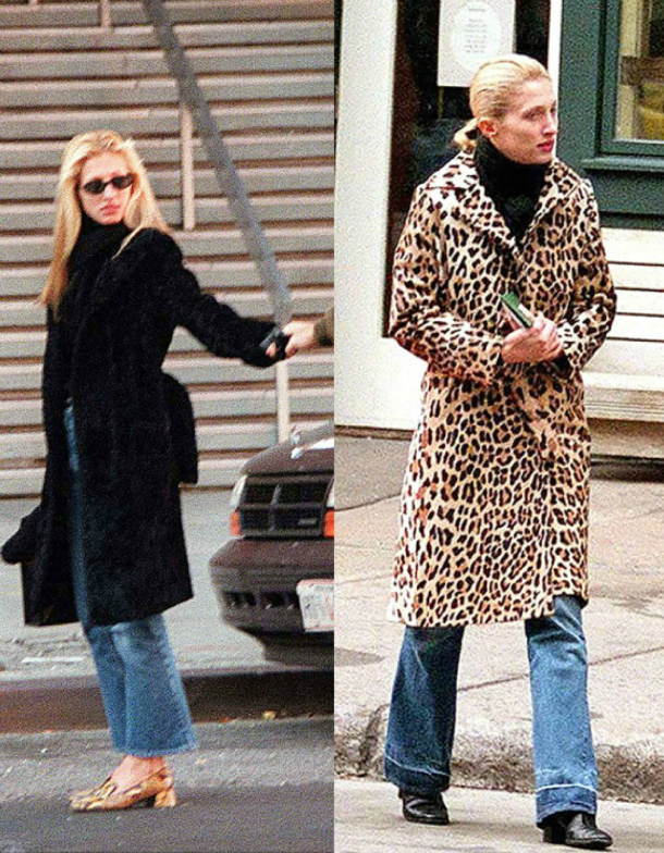 Carolyn Bessette Kennedy Style Carolyn Bessette Kennedy For
