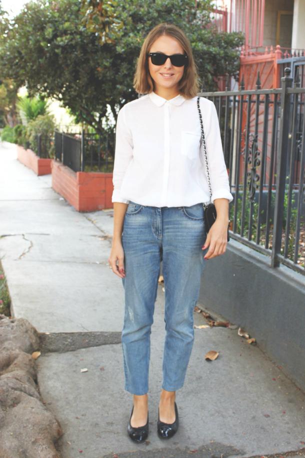 Claudie Pierlot Boyfriend Jeans
