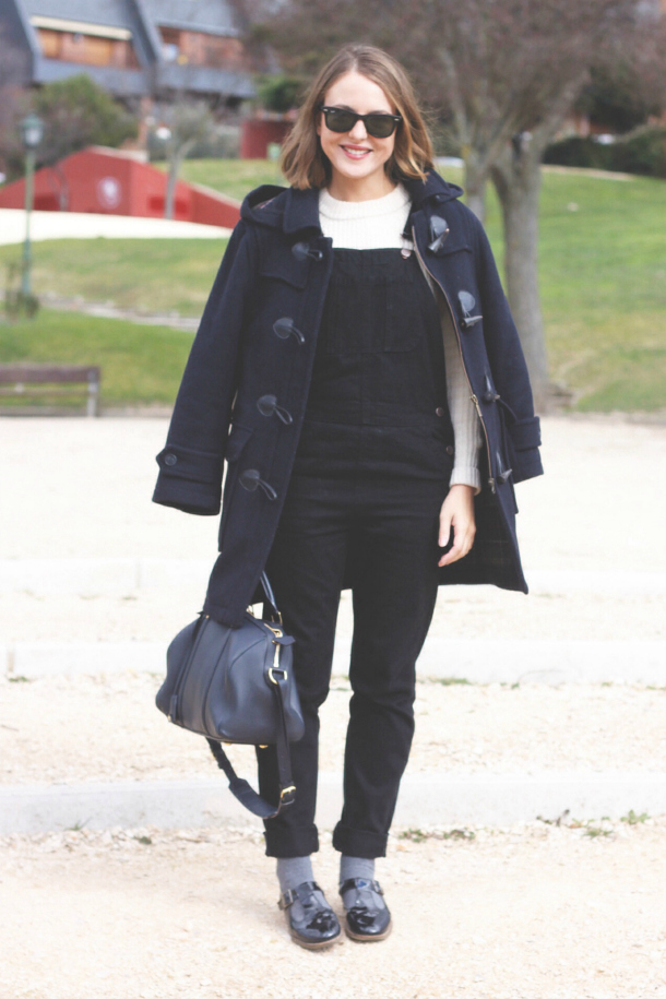 Topshop Overall Sandro Sweater Sofia Coppola Louis Vuitton Bag