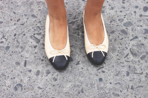 Chanel Classic Flats