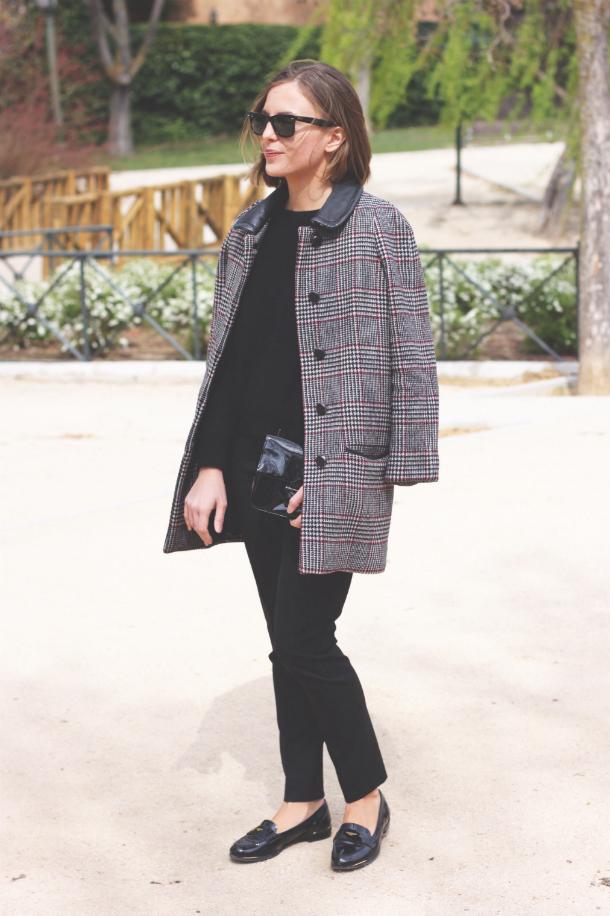 Sandro Coat Miumiu Loafers