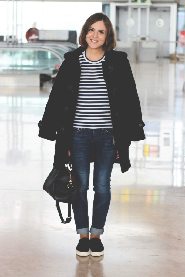 exceptional airport outfit ideas winter