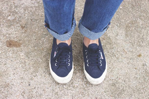 Mih Jeans Superga Sneakers
