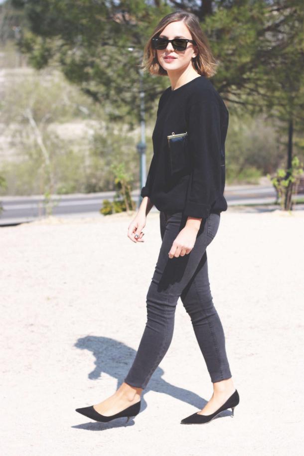 Acne Studios Jeans Jimmy Choo Kitten Heels