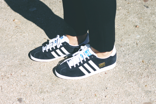 Adidas Gazelle Fashion