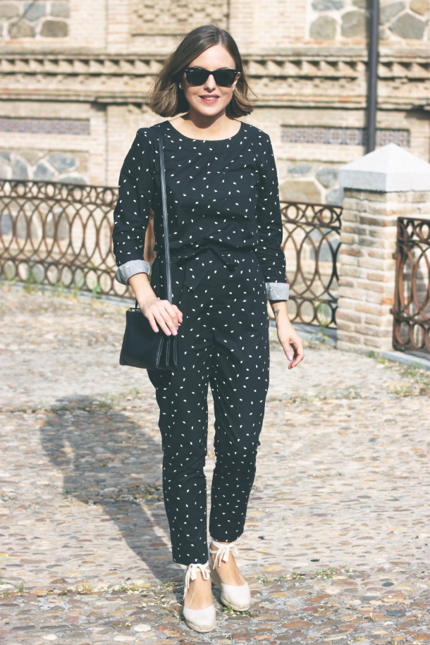 Apc Jumpsuit Fashion Blogger Trini