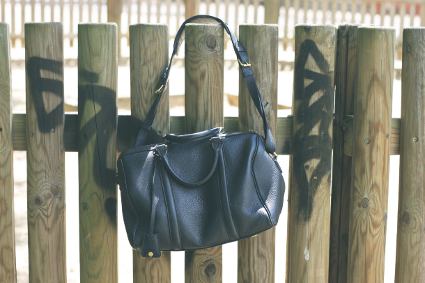 Fashion Blogger Trini Louis Vuitton Handbag