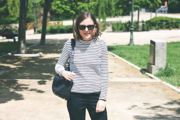 Fashion Blogger Trini Rayban Wayfarer Sunglasses