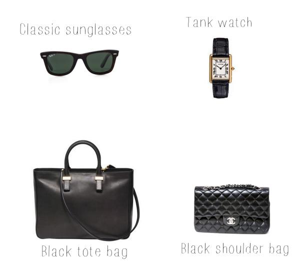 Essential Accessories Fashion Blogger Trini