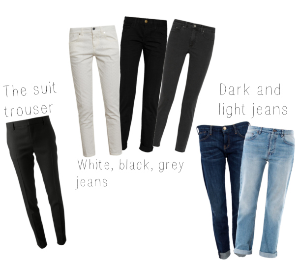 Essential Jeans Trousers Fashion Blogger Trini