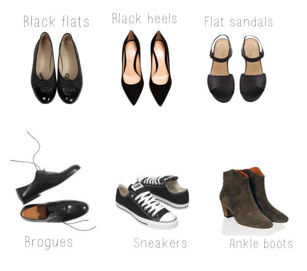 Essential Shoes Fashion Blogger Trini