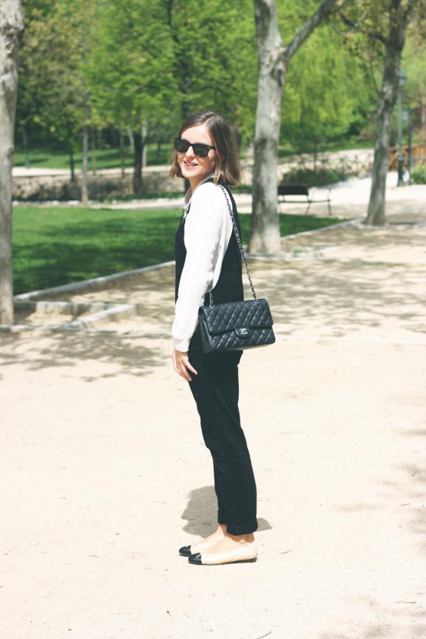 Burberry Trench Chanel Flats Fashion Blogger Trini