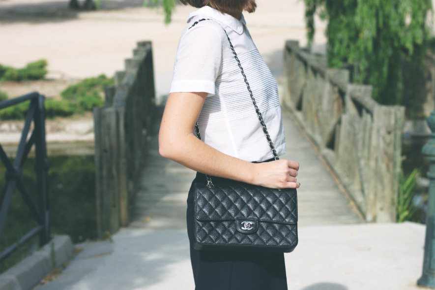Bag Chanel Fashion Blogger Trini
