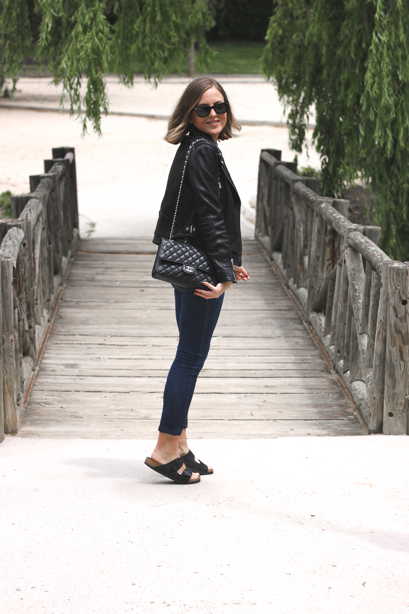 Fashion Blogger Trini Birkenstock
