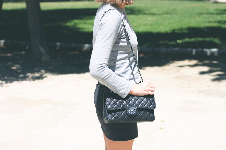 Fashion Blogger Trini Chanel Bag