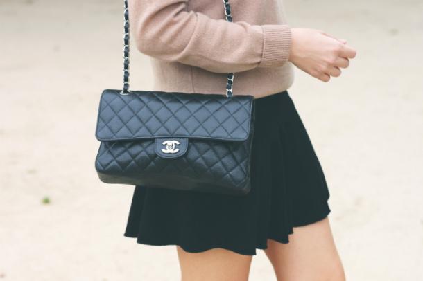 Fashion Blogger Trini Chanel Flap