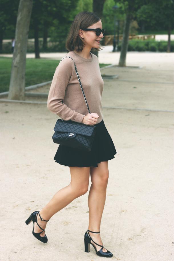 Fashion Blogger Trini Isabel Marant Skirt