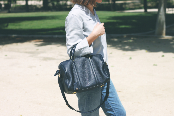 Fashion Blogger Trini Sofia Coppola Bag