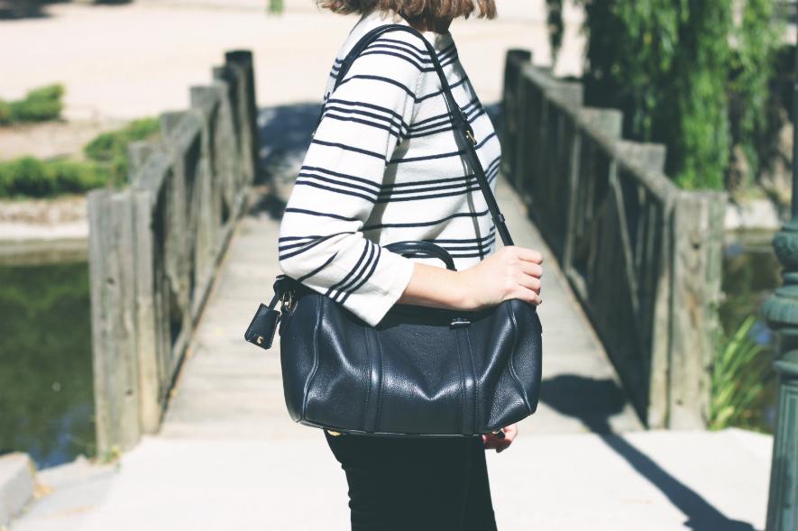 Louis Vuitton Bag Fashion Blogger Trini