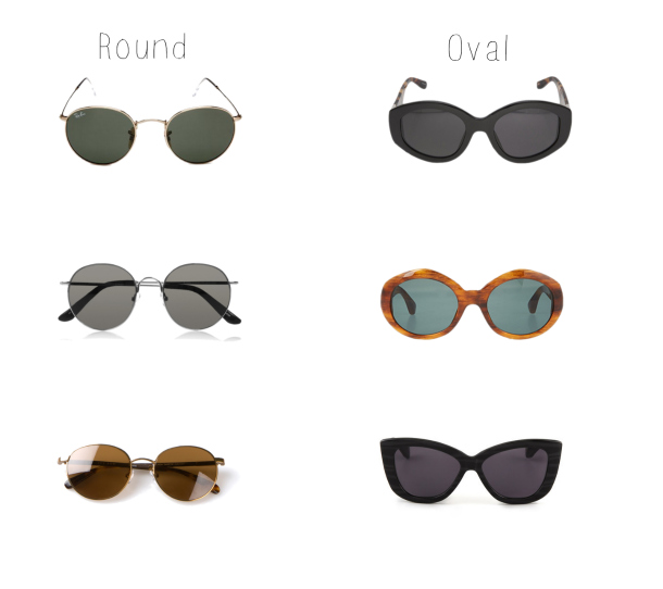Trini Blog Sunglasses Shape Categories