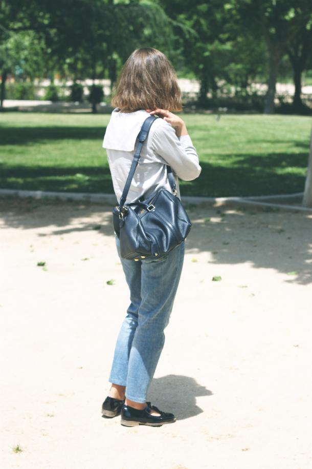 Fashion Blogger Trini Claudie Pierlot Jeans