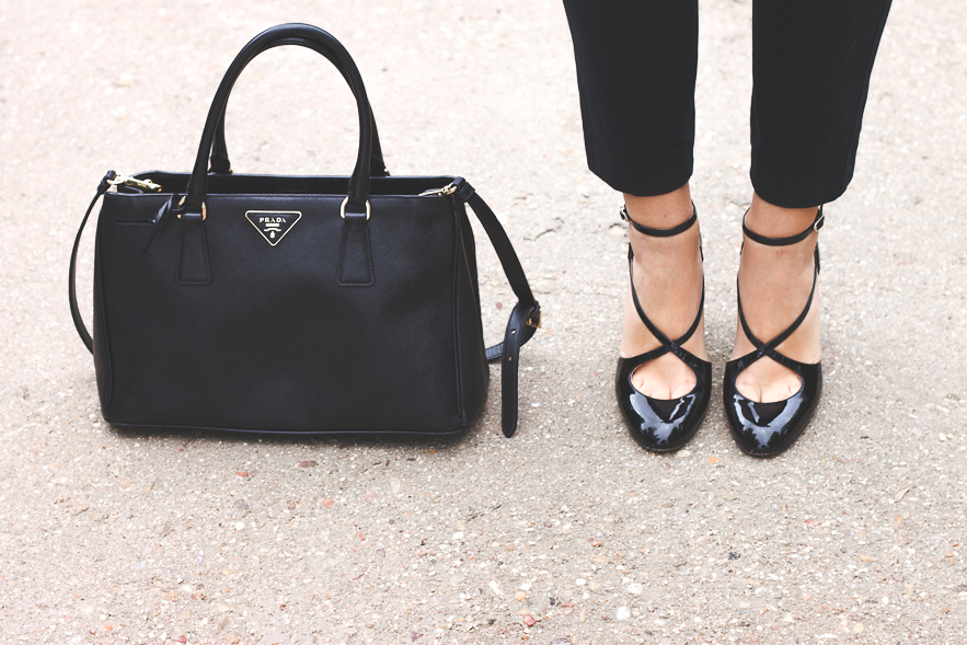 Prada Bag Valentino Heels Trini