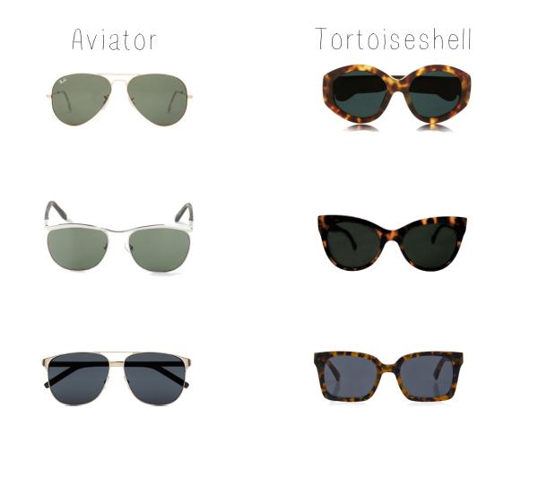 Trini Blog Classic Sunglasses