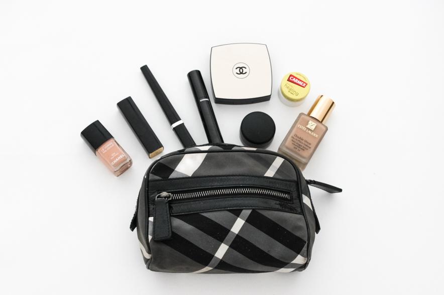 Makeup Bag Fashion Blogger Trini