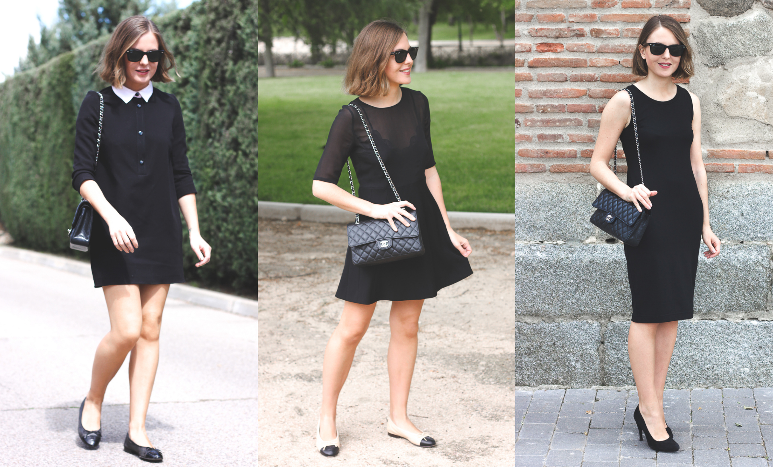12a8f6172e07 How To Wear A Little Black Dress | Trini