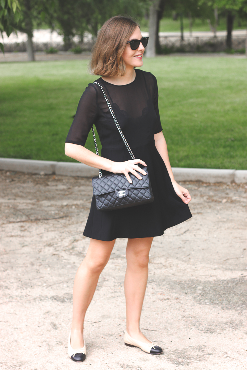 Trini The Kooples dress