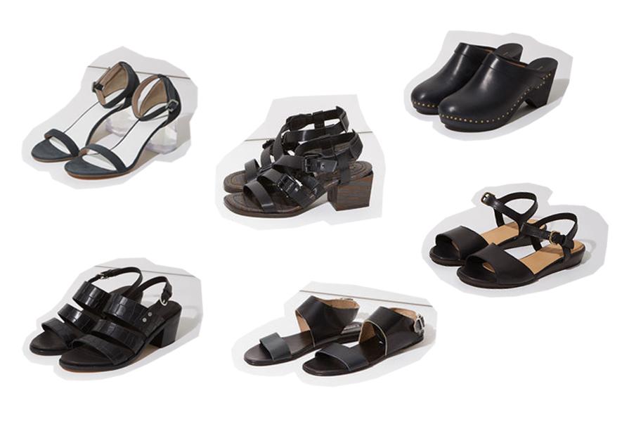 Trini blog sandals summer 2014