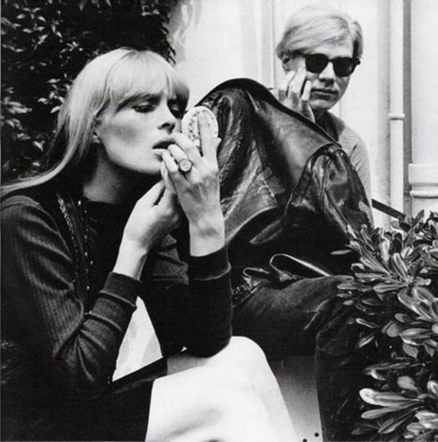 Nico Andy Warhol Trini blog