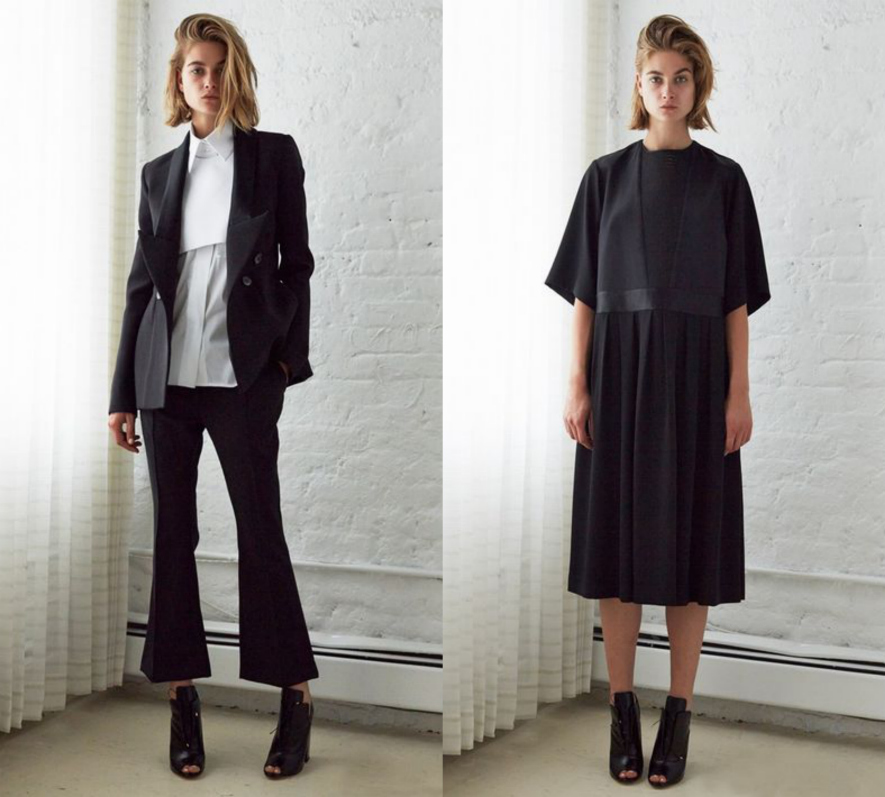 Ellery 2015 restort collection Trini blog