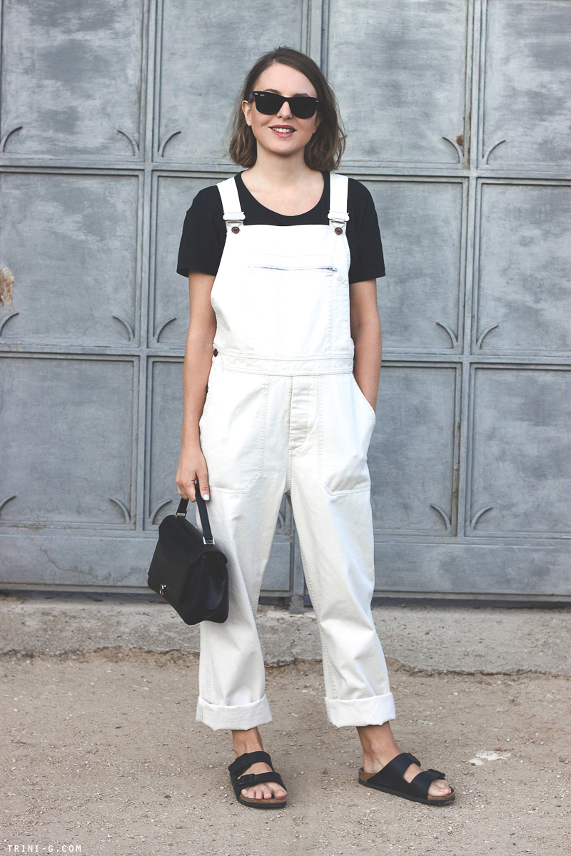 MHL Margaret Howell dungarees Trini blog