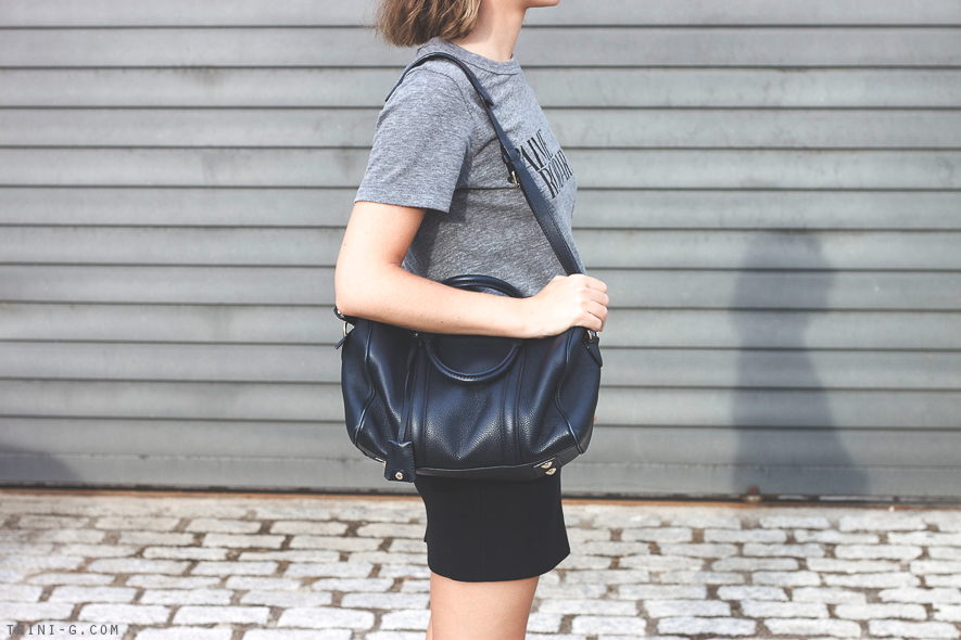 fashion blogger Trini LV bag Rodarte tshirt