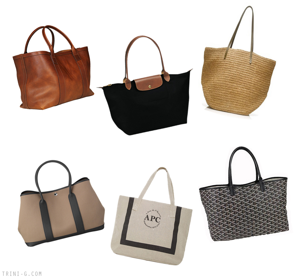 Selection of the best summer bags Trini blog