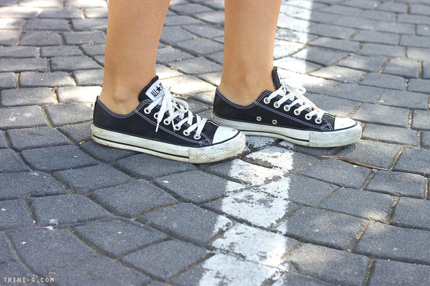 Trini blog | Converse sneakers