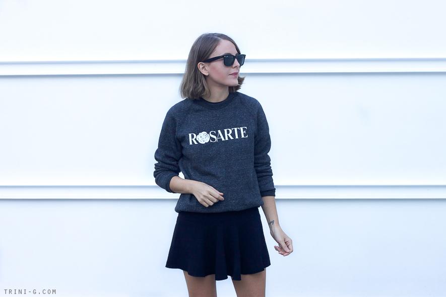 Trini blog | Rodarte Rosarte sweatshirt