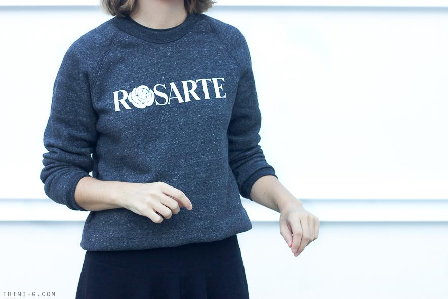 Trini blog | Rosarte sweatshirt