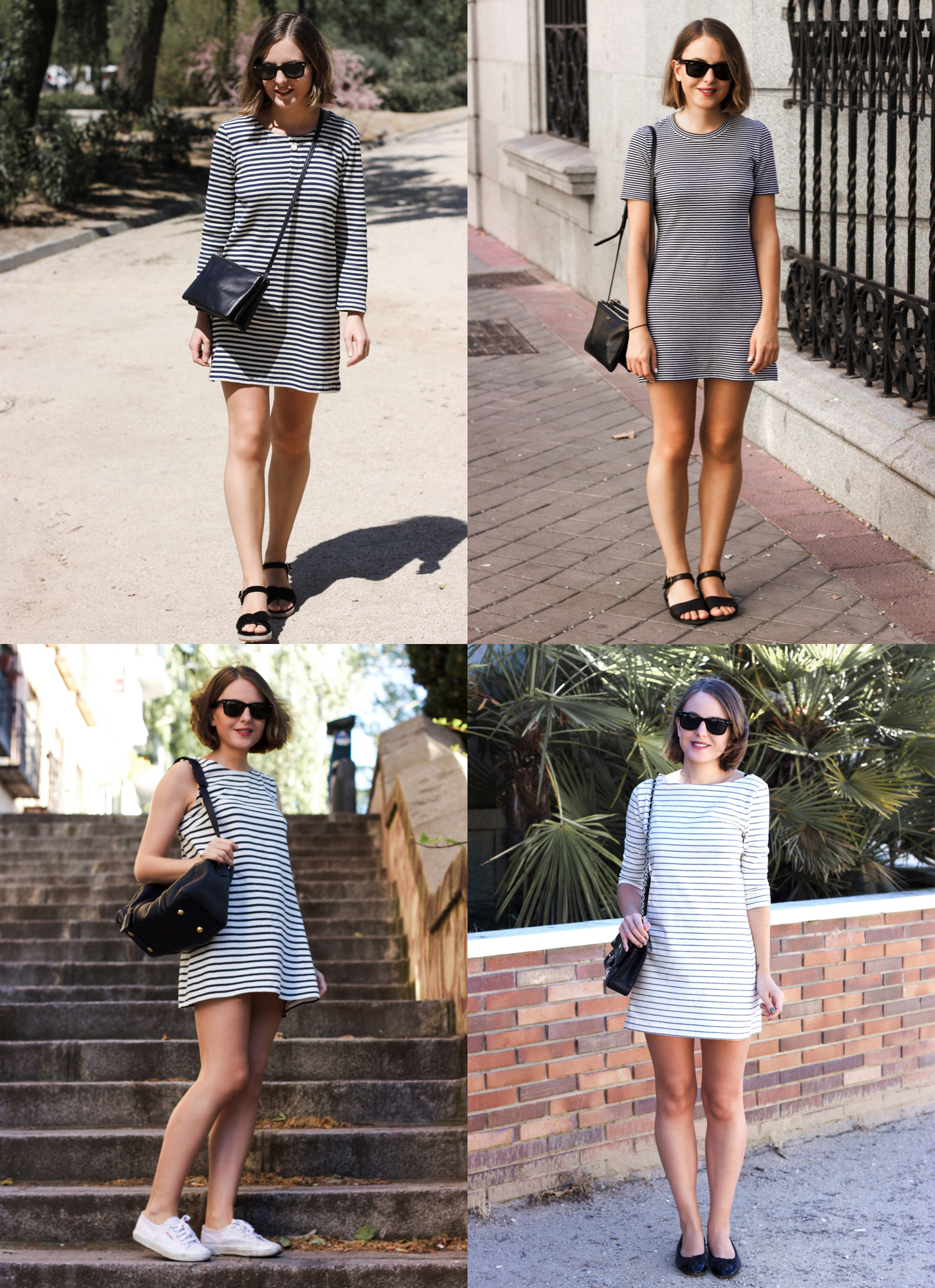 Trini blog | Striped dresses