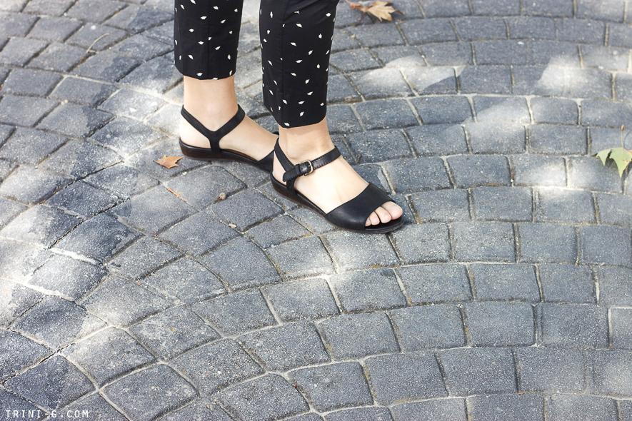 Trini | APC roma sandals