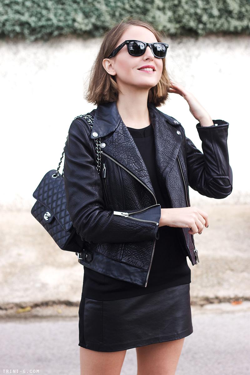 Trini   Chanel classic flap bag