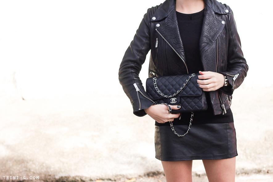 Trini   The Kooples leather jacket