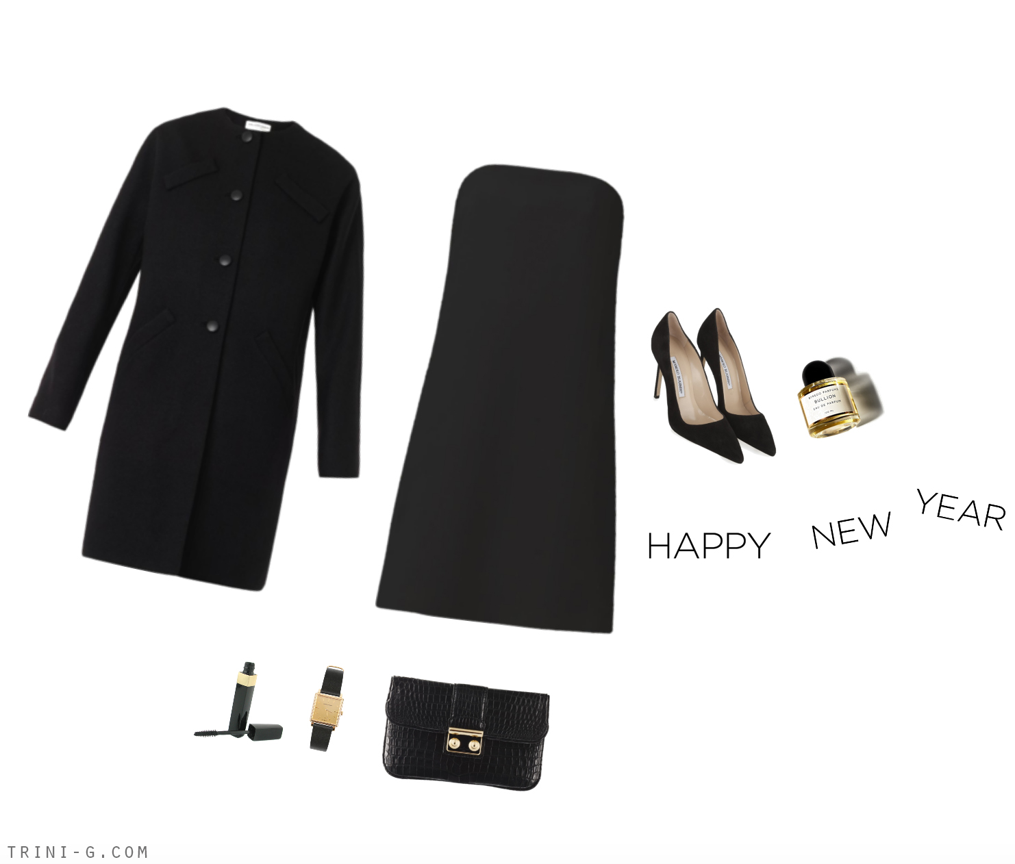 Trini blog | NYE outfit