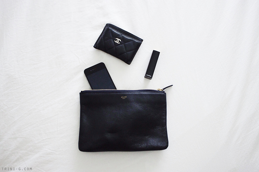 Trini blog | whats in my bag