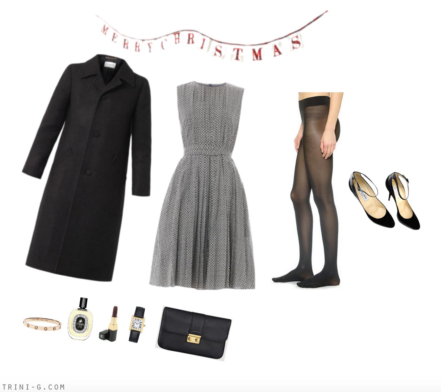 Trini blog | Christmas outfit