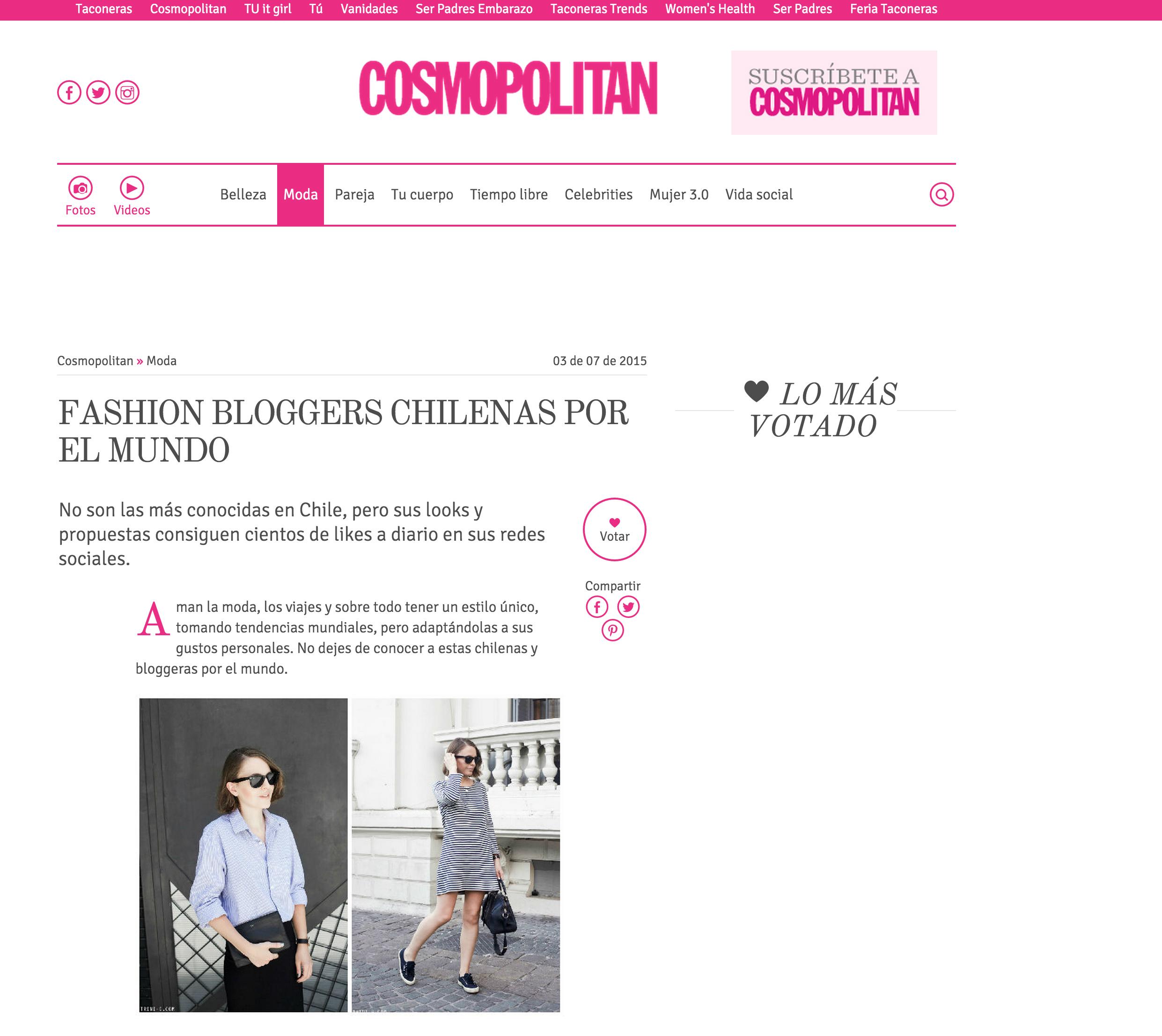 Cosmopolitan Chile