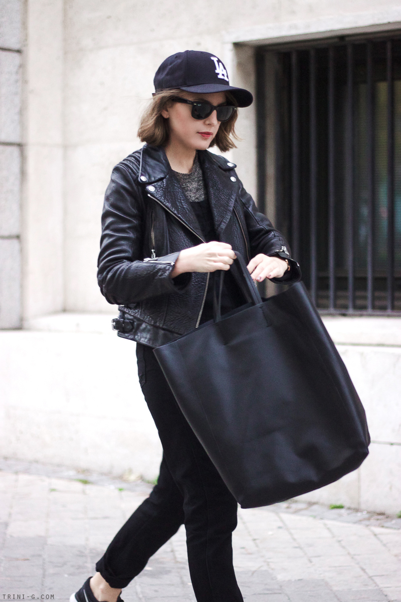 Trini | The Kooples leather jacket