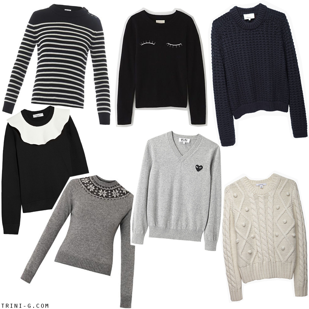 Trini blog | Sweaters
