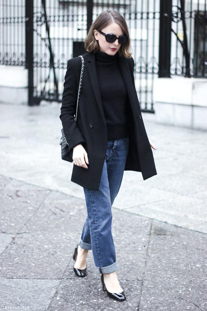 Mih Jeans Valentino Tango mid heel pumps